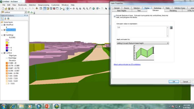 do gis analysis and 3d modeling