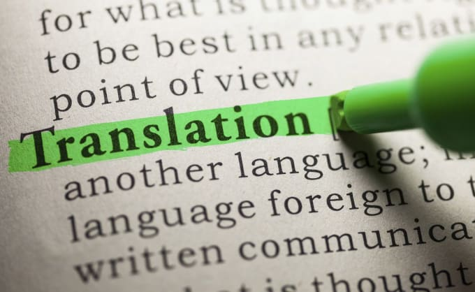 be an online assistant and translation jobs