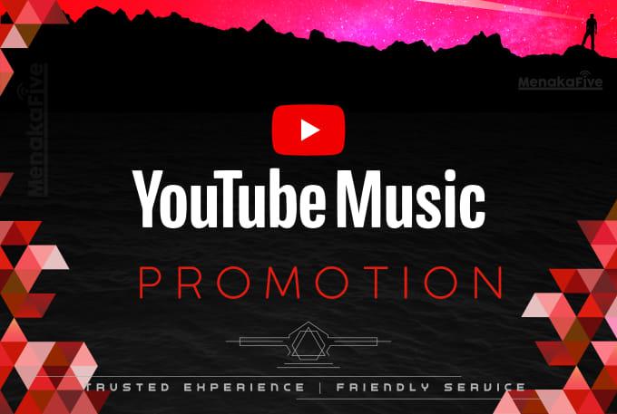 do best youtube music promotion