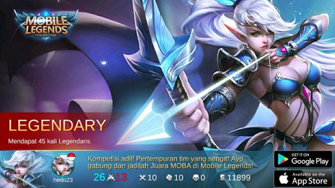 Play mobile legend with you by Mattaji