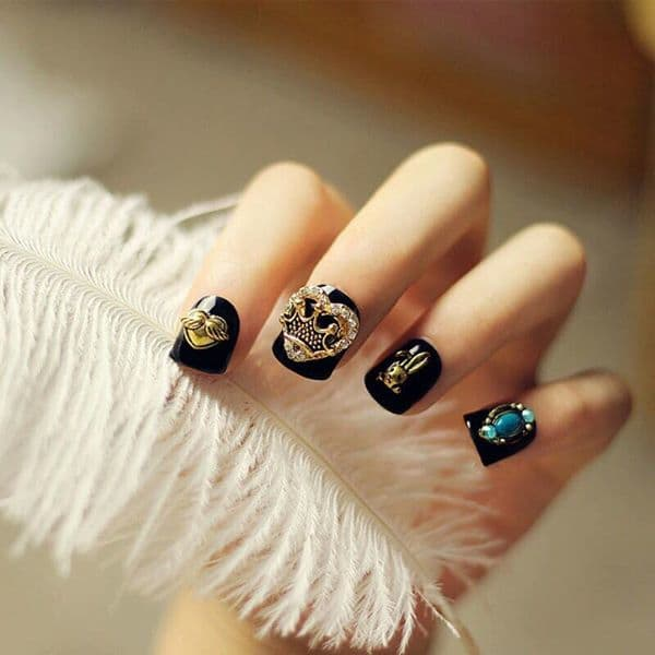 Collected Nice Nail Design For You By Alien2017