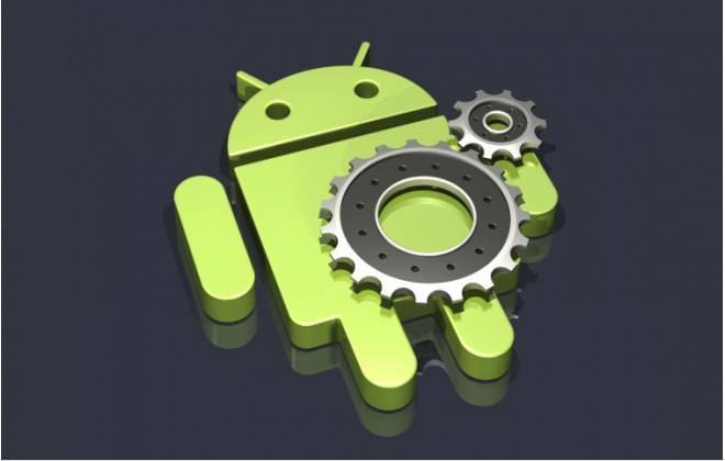 upgrade your android device to a custom firmware or version