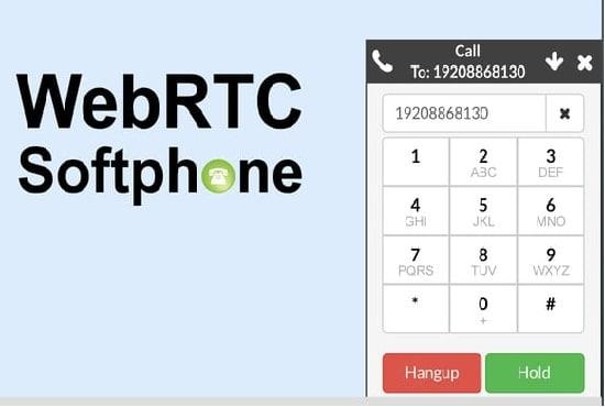 setup webrtc based pbx server and integrate web phone and sipml5