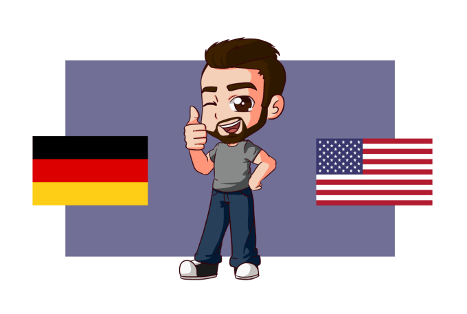 translate german words to english