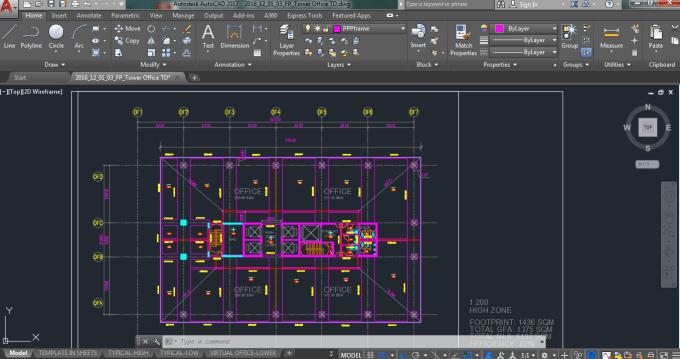 do autocad drafting 2d