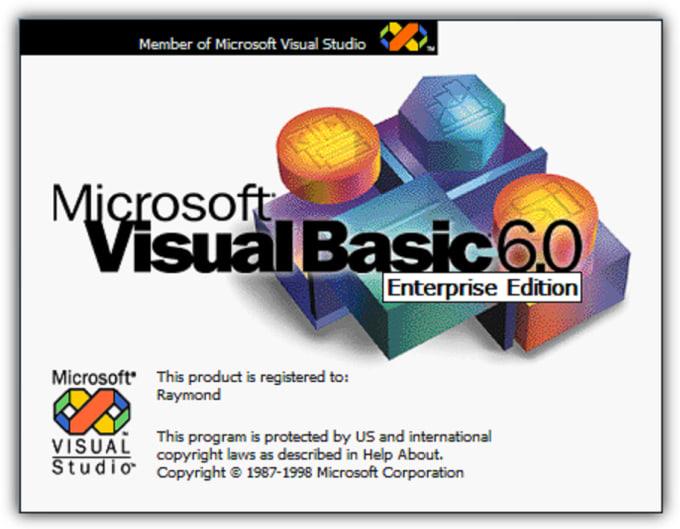 do visual basic 6 programs