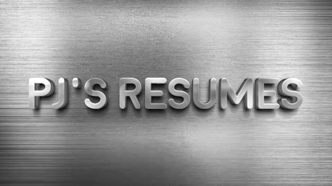 redo your resume and offer linkedin consulting by psterjj