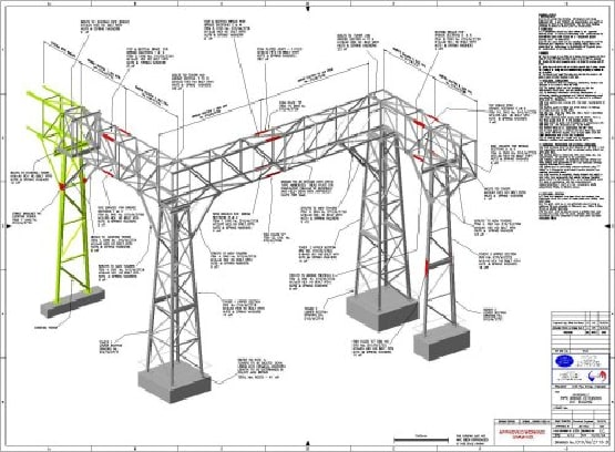 do your civil engineering works and structural drawing