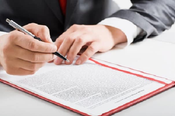 Draft Contract Or Agreements For Individuals And Businesses By