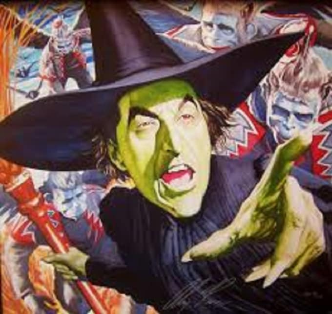 record a wicked witch voice over