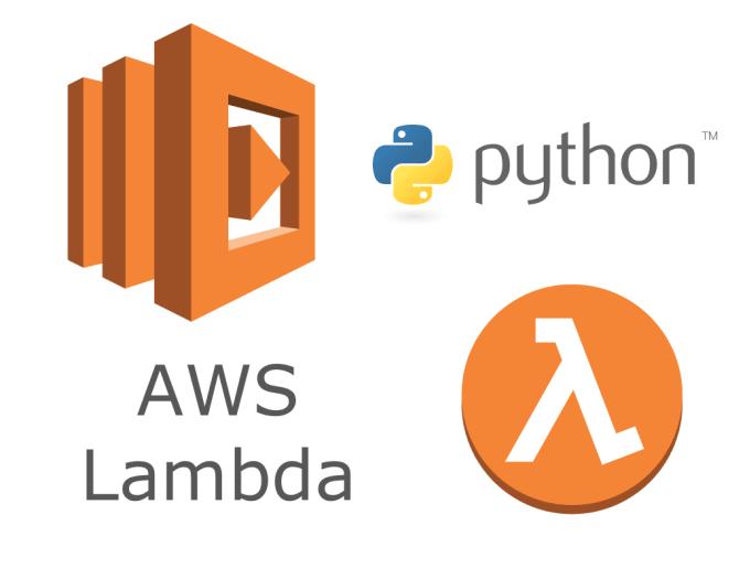 develop an AWS lambda function