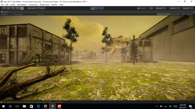 bolkay : I will improve your game graphics or visuals in unity for $100 on  www fiverr com