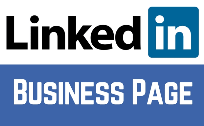how to start a linkedin business page