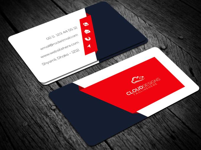 Create a nice business card by shahajadii create a nice business card colourmoves