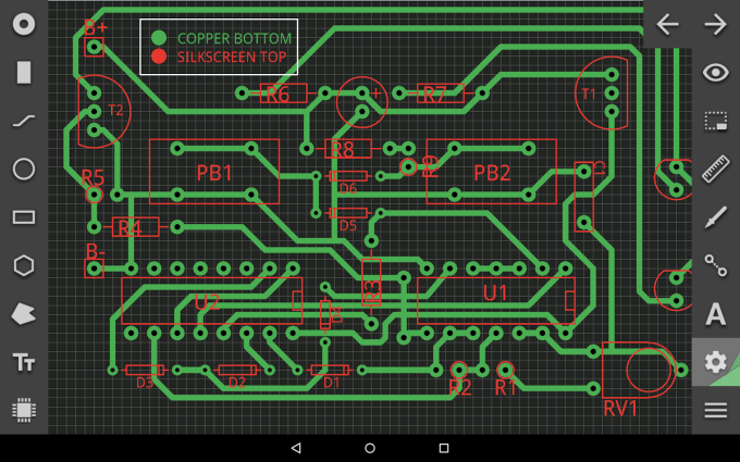 i will create your pcb and schematics using eagle