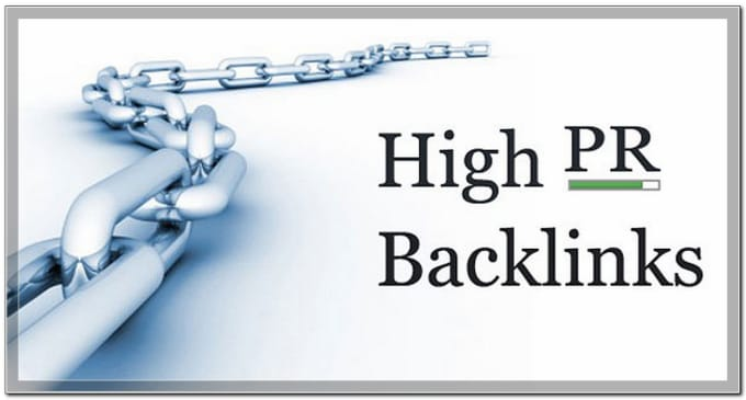do follow backlinks on 60 sites regarding edu and gov with high PR