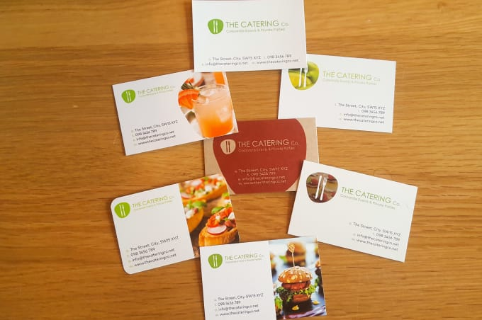 Create quality business cards that reflect your brand by tazhussein reheart Choice Image