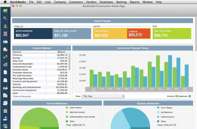 Habibtuhin I Will Set Up Quickbooks Online For Your Business For 5 On Www Fiverr Com