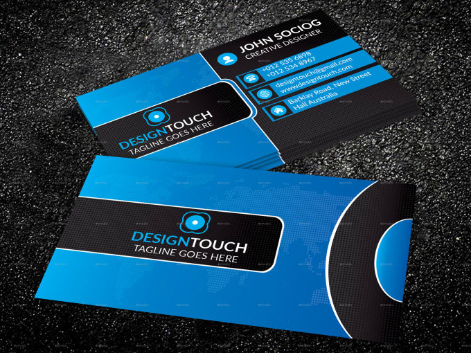 Design Perfect Business Card For You By Buckland584
