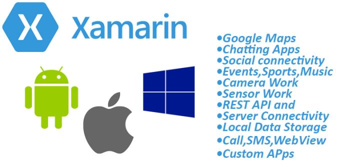 bilawal88 : I will create native android, ios and wp mobile apps using  xamarin for $70 on www fiverr com