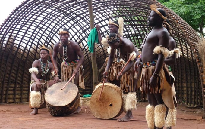 the zulu people The zulu tribe in south africa, is the largest of the tribal groups in the country.