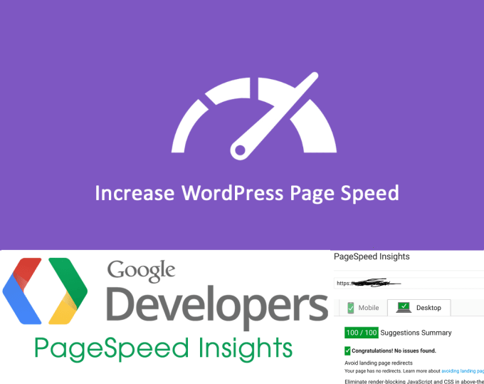 Speed up wordpress more than 90 google pagespeed insights by