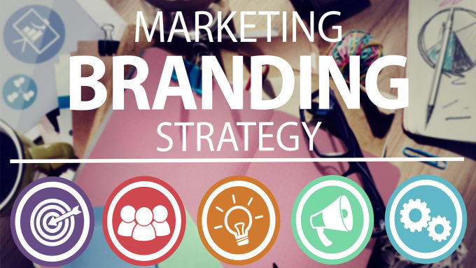 Develop The Marketing And Branding Strategy For Your Brand By