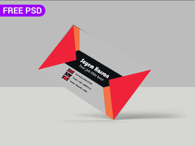 Design amazing print ready and editable two sided business card by design amazing print ready and editable two sided business card reheart Choice Image