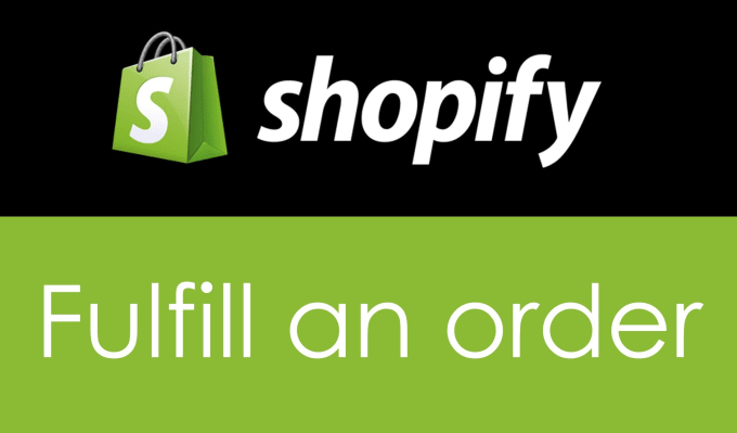 fulfill shopify orders by using oberlo or dropified