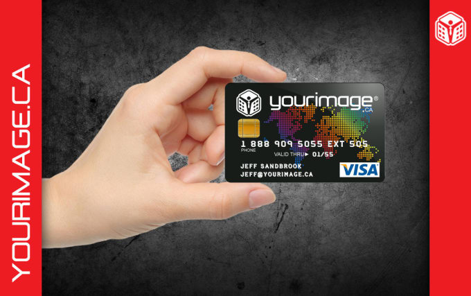 Create A Professional Plastic Business Card Design By Yourimagellc