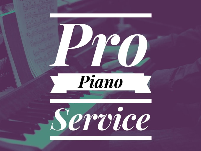 compose a gorgeous piano track for you