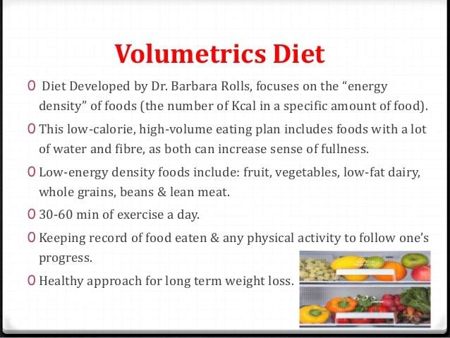 create a volumetrics meal plan by nicholecraft
