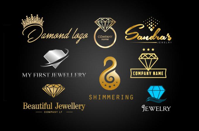 0933a6d336dc Make jewelry or diamond shop logo by Suroviakterhr00