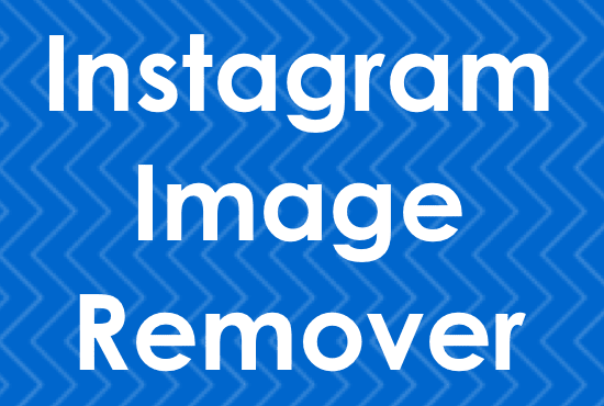 delete all instagram posts
