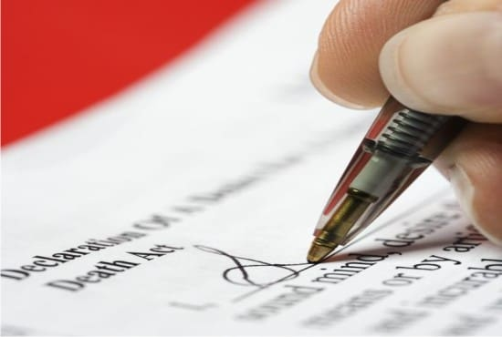 Draft Your Legal Contract By Drosamuel - Legal agreement