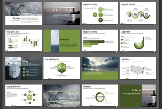 make professional powerpoint presentation in 24 hrs by graphicaexpert