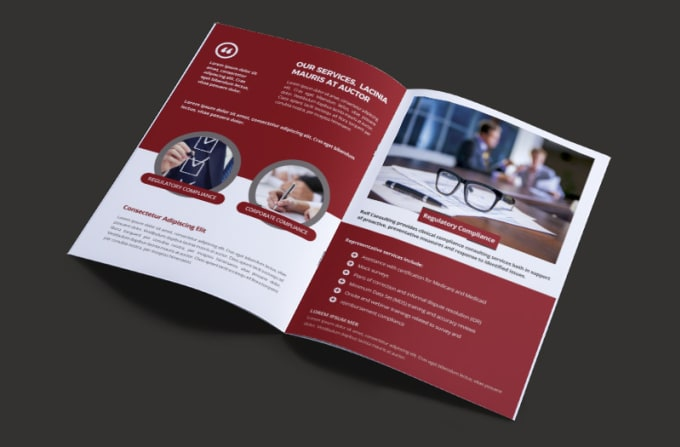 do awesome brochure design for you by hadikhan220