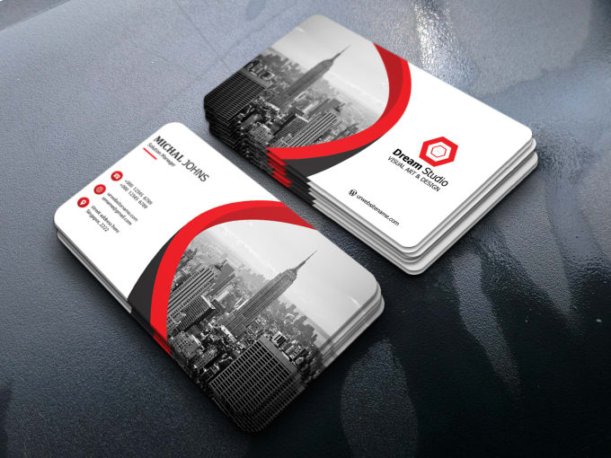 Do An Eye Catching Business Card In 6 Hours By Moinahmed1