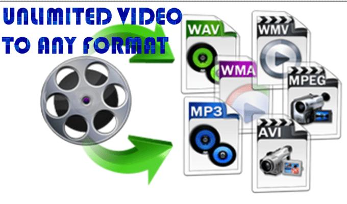 convert your video audio mp4 webm avi mov ogv