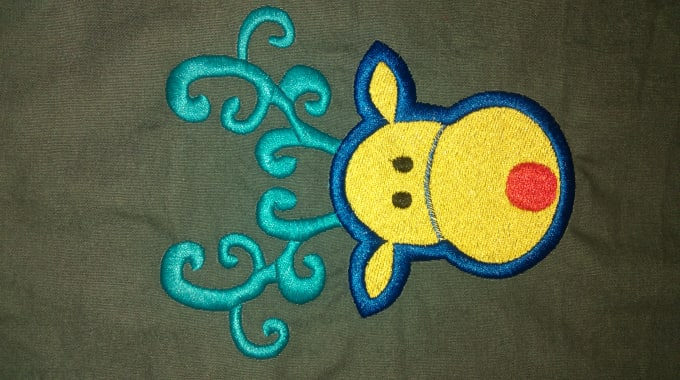 Create Embroidery Designs For Christmas By Ikramshagor1