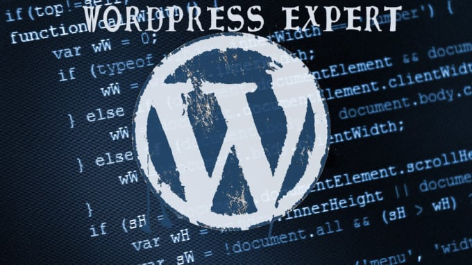 expertly create, edit your wordpress website