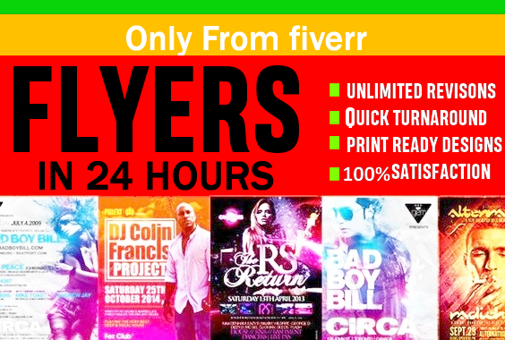 how to create professional flyers selo l ink co