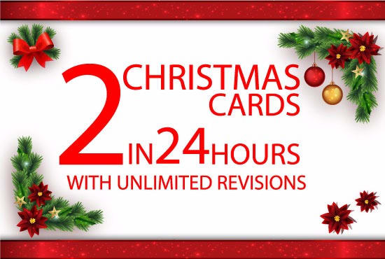 Design a professional christmas card by thesandbox444 design a professional christmas card m4hsunfo