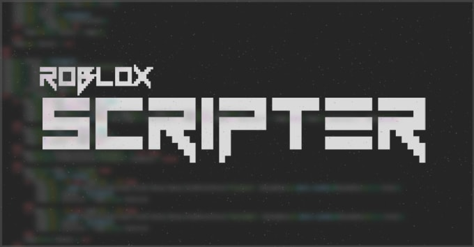 write scripts for your roblox games