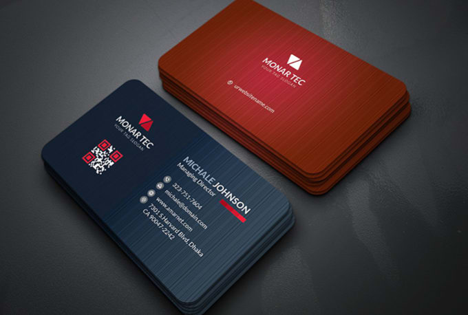 Do 4 different exclusive business card design by mkrhaman85 do 4 different exclusive business card design colourmoves