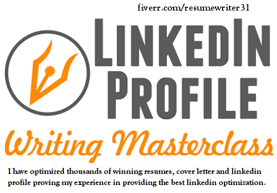 Rewrite, Optimize And Revamp Your Resume And Linkedin Profile, Resume Writer