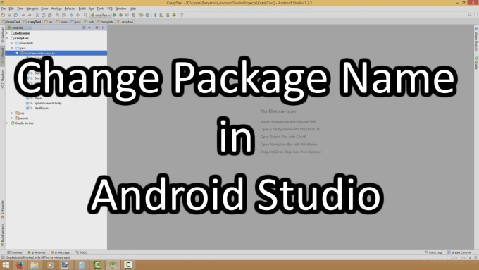 a_sdeveloper : I will change package name and icon and version of your  android for $5 on www fiverr com