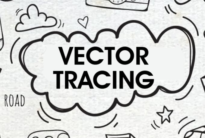 vector trace your image into vector file online