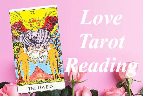 give an in depth love tarot card reading