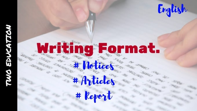 it report writing The definition of report writing is creating an account or statement that describes in detail an event, situation or occurrence, usually as the result of observation or inquiry.